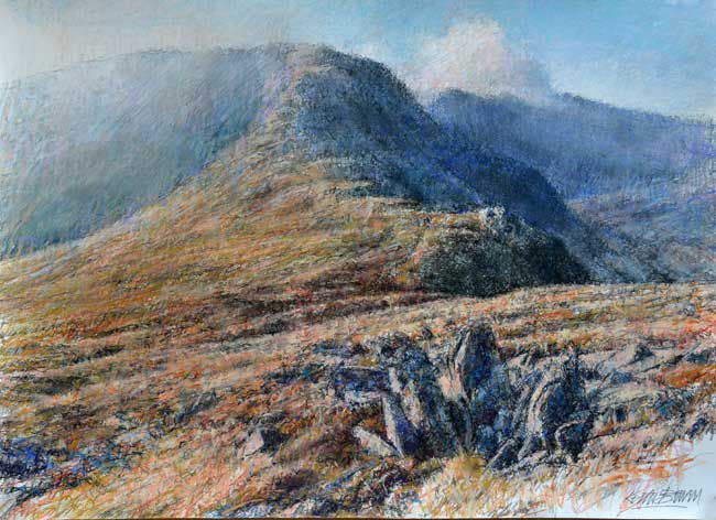 Keith Bowen, Towards Craig yr Ysfa