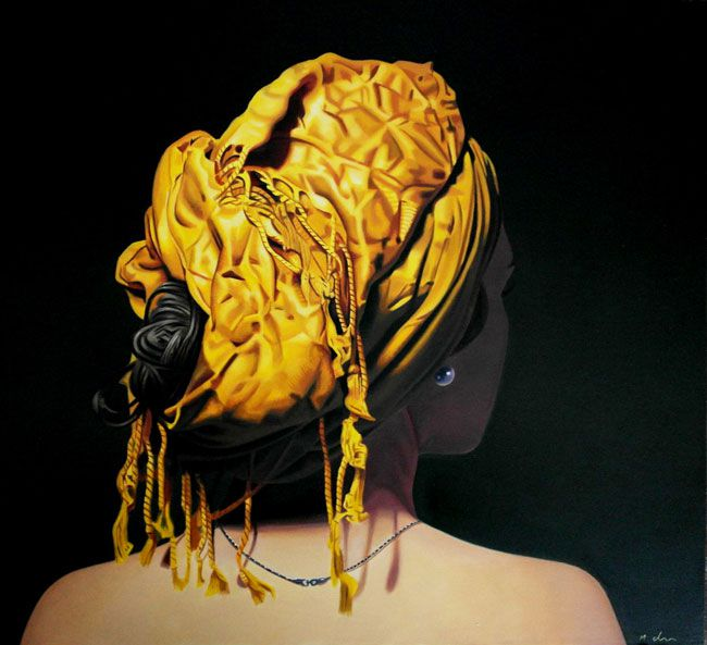 Michael de Bono, Golden Headdress