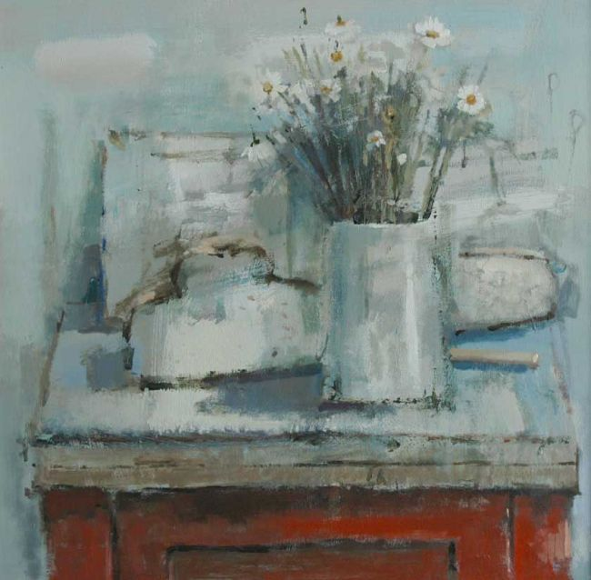 Andrew Douglas-Forbes, Cottage Loaf And Wild Daisies