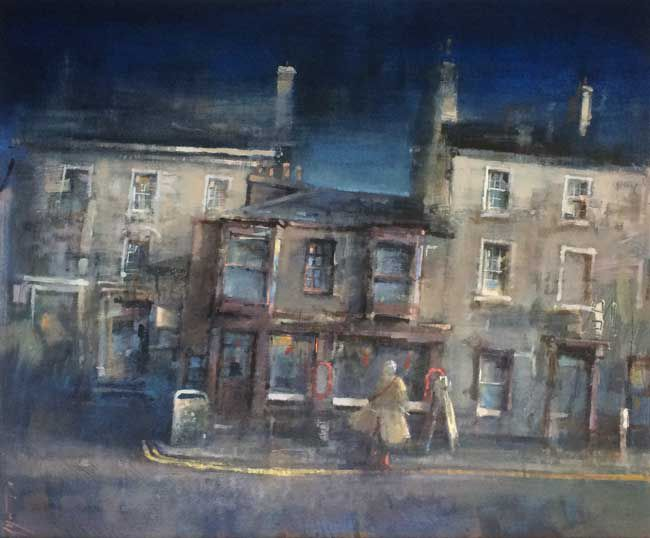 Andrew Douglas-Forbes, Very Early Morning, Toast