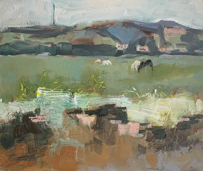 Alastair Elkes-Jones, Estuary, Light