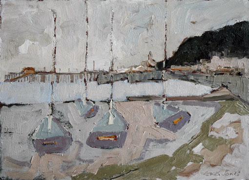 Alastair Elkes-Jones, Mumbles Morning