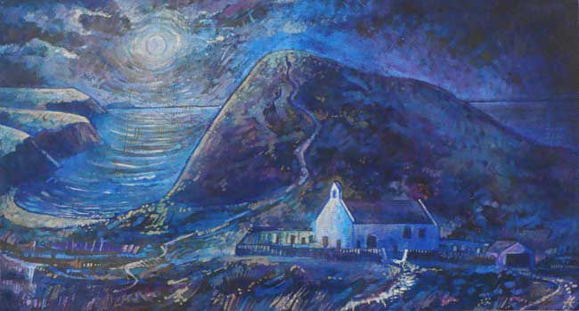 Anthony Evans, Mwnt