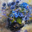 David Grosvenor, Asters And Other Blues From The Garden