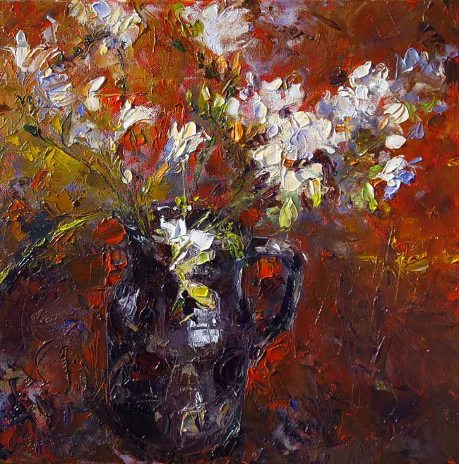 David Grosvenor, Freesias