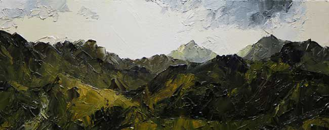 David Grosvenor, The Snowdon Range