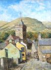 Christopher Hall (1930-2016), Llanddewi Brefi