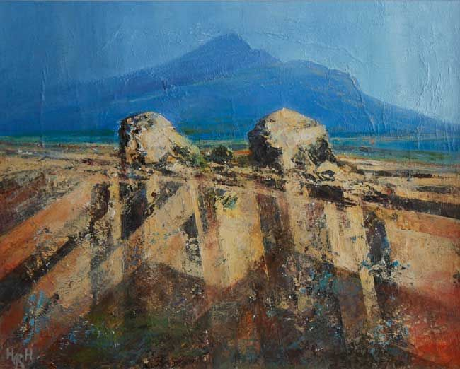 Robert Harrison, Gateway To Carn Llidi