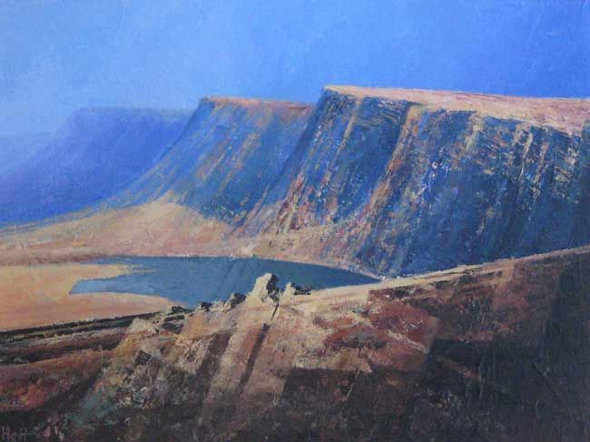 Robert Harrison, Llyn-y-Fan Fach 2