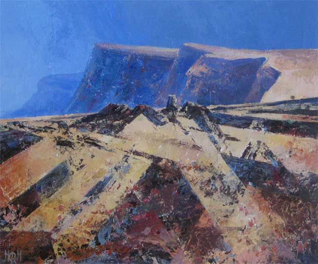 Robert Harrison, Llyn-y-Fan Fach