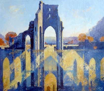 Robert Harrison, Talley Abbey
