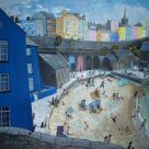 Nick Holly, Tenby