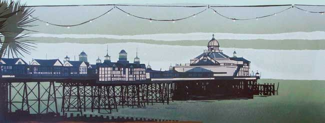 Sarah Hopkins, Eastbourne Pier