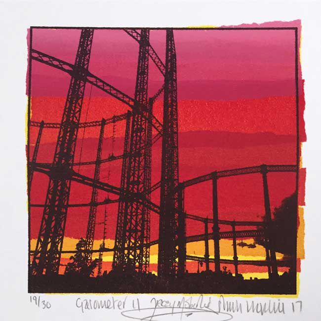 Sarah Hopkins, Gasometer II