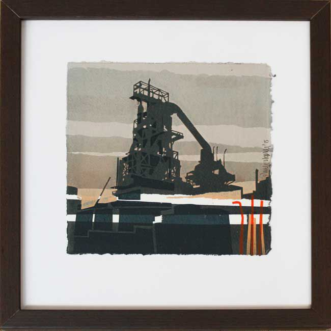 Sarah Hopkins, Industrial Structures 1