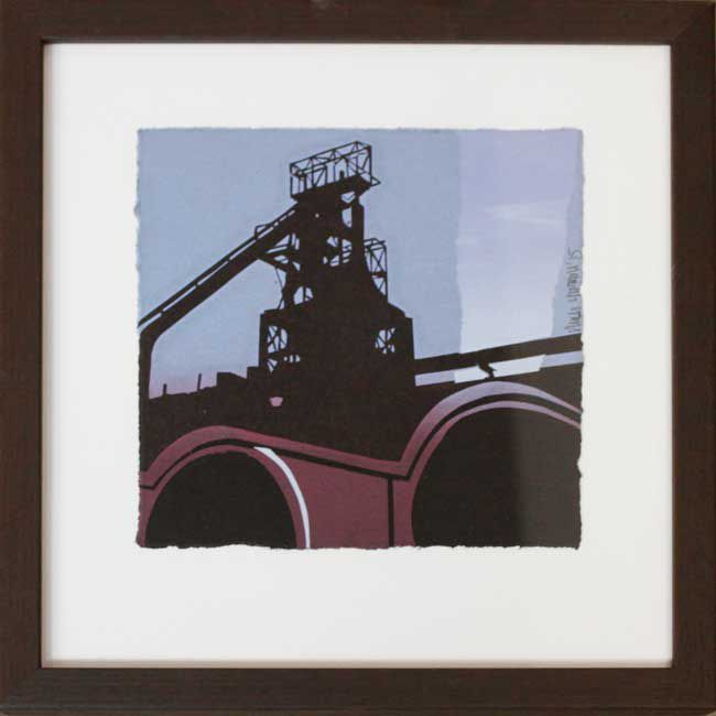 Sarah Hopkins, Industrial Structures 3