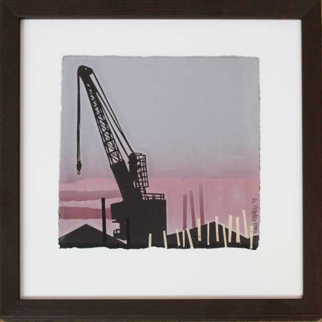 Sarah Hopkins, Industrial Structures 5