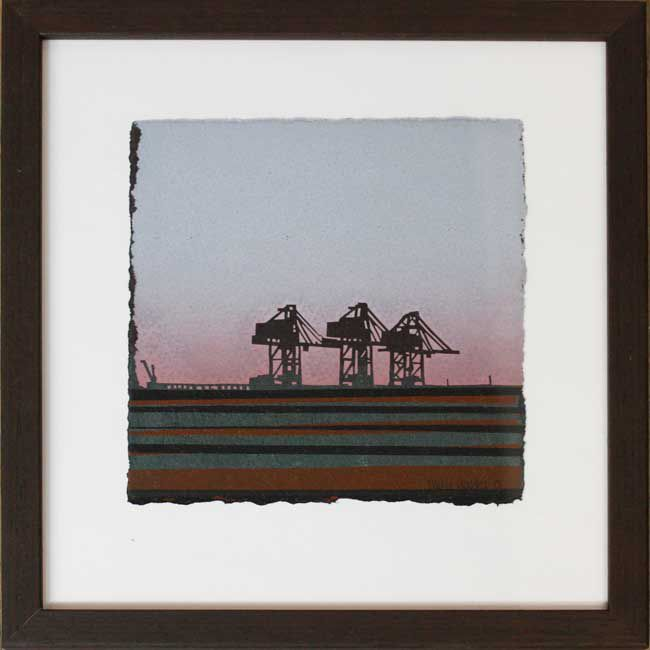 Sarah Hopkins, Industrial Structures 6