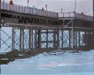 Sarah Hopkins, Mumbles Pier (unframed)