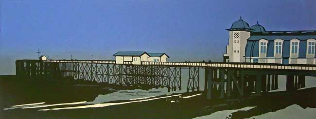 Sarah Hopkins, Penarth Pier