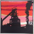 Sarah Hopkins, Port Talbot VIII (unframed)