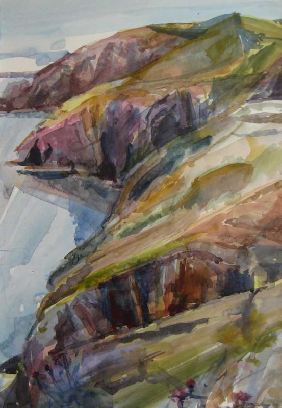 Duncan Johnson, Ceredigion Coastline II