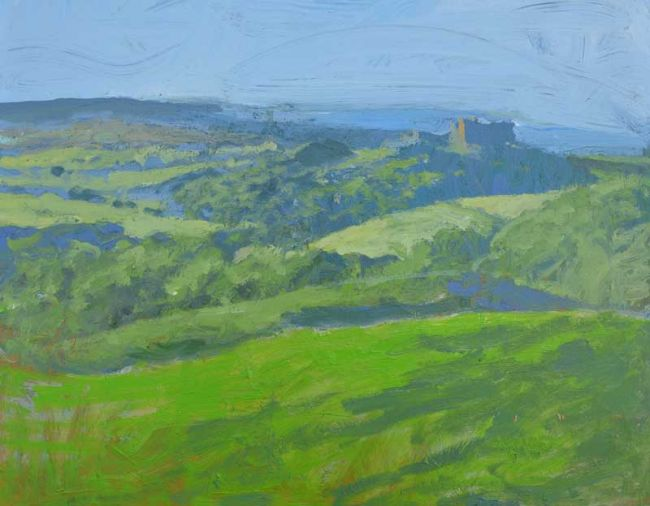 Meirion Jones, Carreg Cennen, King of Time