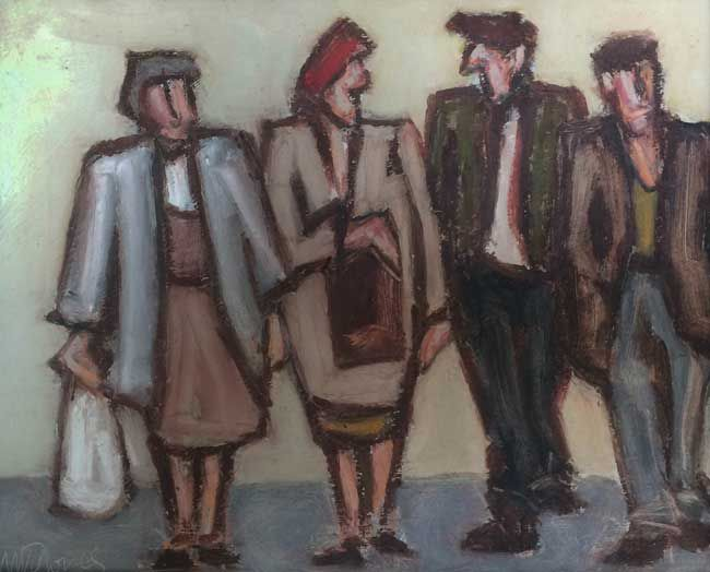 Mike Jones, Figures Cwmtawe