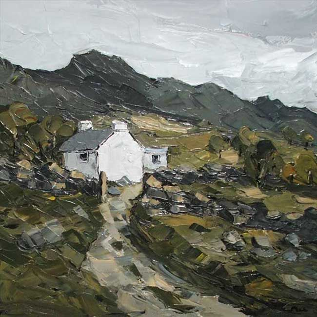 Martin Llewellyn, Cottage, North Wales