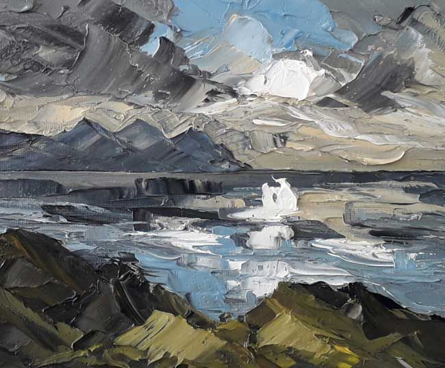 Martin Llewellyn, Light Over Lleyn Peninsula