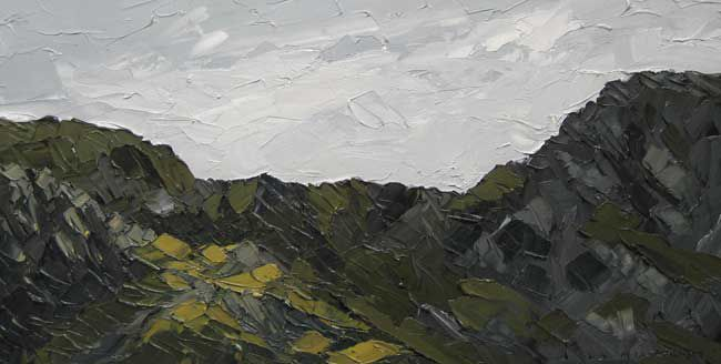 Martin Llewellyn, Mountains & Sky, North Wales