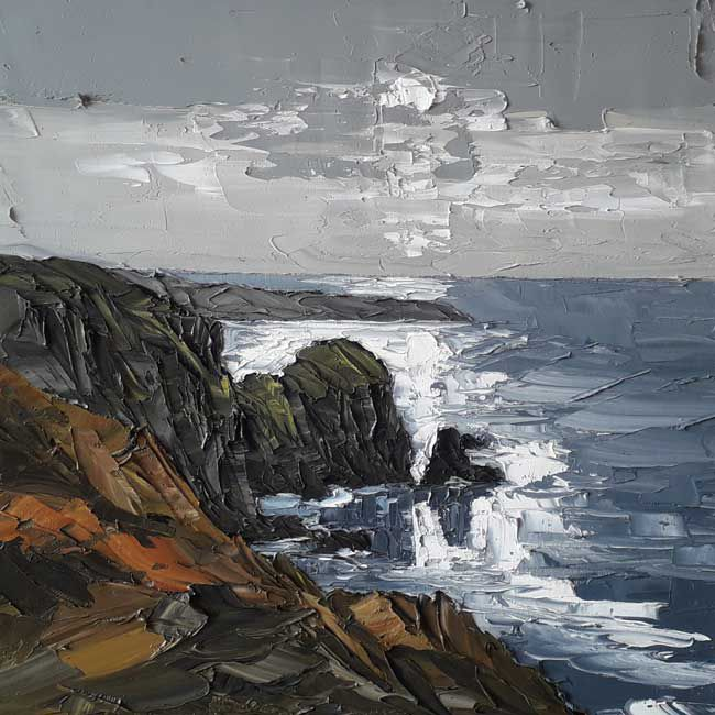 Martin Llewellyn, Reflections, South Stack