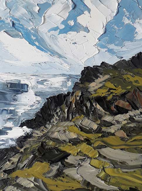 Martin Llewellyn, St. David's Head