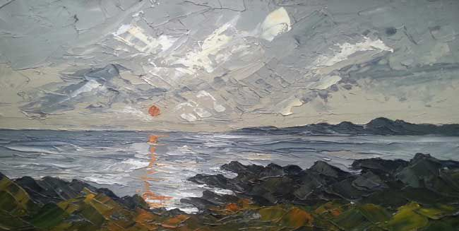 Martin Llewellyn, Sunset Treaddur Bay
