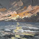 Martin Llewellyn, Sunset, West Wales