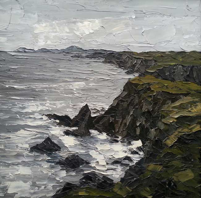 Martin Llewellyn, Towards Ramsey Island