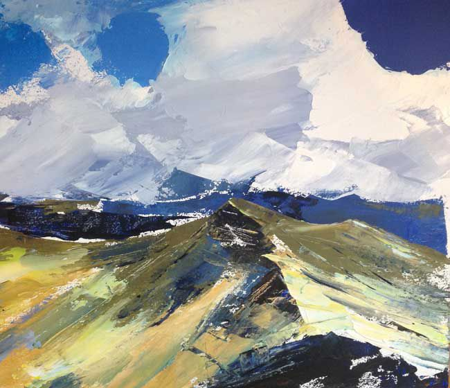 Sian McGill, Brecon Beacons, Big Sky