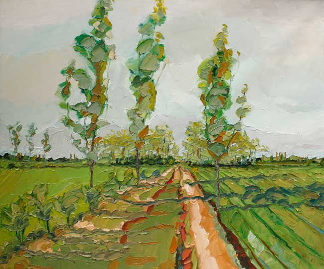 Michael Monaghan, Old Roman Road
