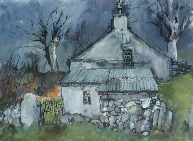 Shirley Anne Owen, Cottage, Gyrn Goch 1