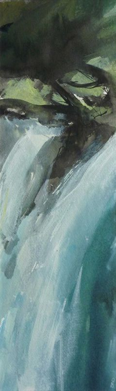 Shirley Anne Owen, Waterfall