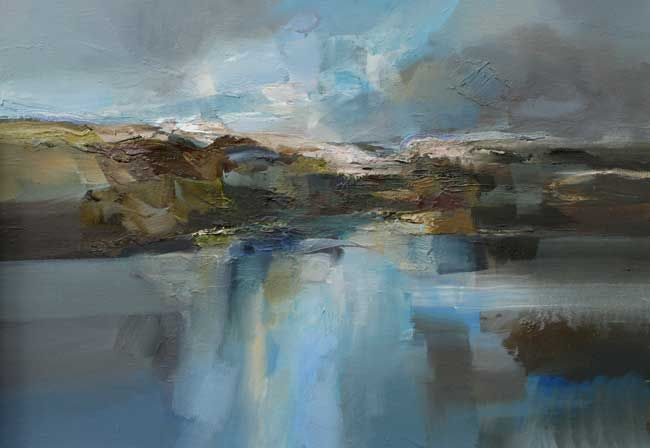 Karen Pearce, Blue Water
