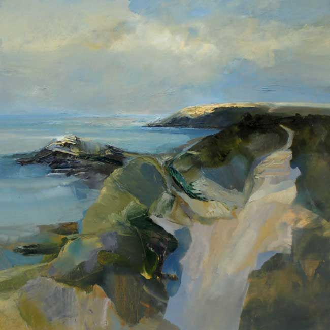 Karen Pearce, Coastal Path