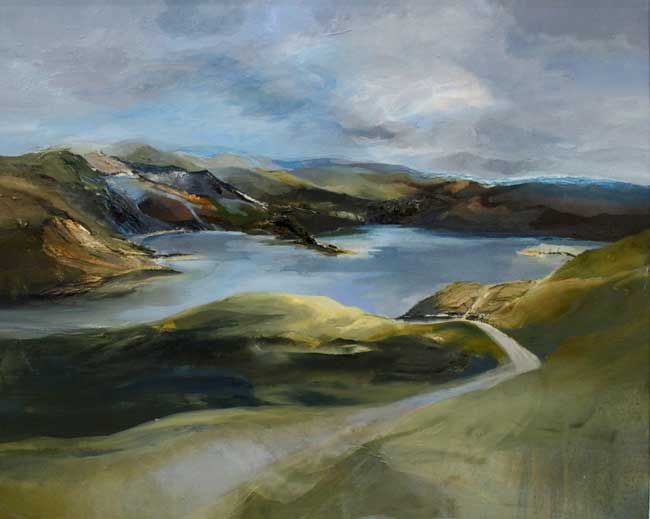 Karen Pearce, The Road To Teifi Pools