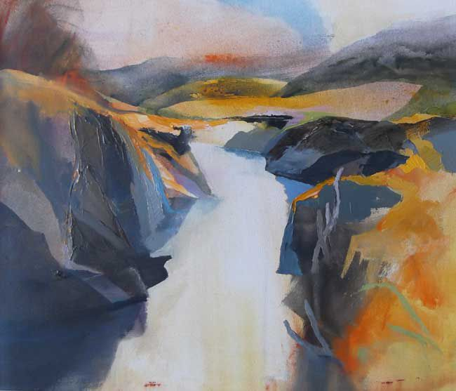 Karen Pearce, Yellow Rheidol