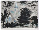 John Piper (1903-1992), High Cross, Hampshire