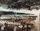 John Piper (1903-1992), Swansea: Towards Port Talbot