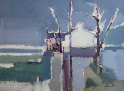 David Randal, Estuary (Penclawdd)