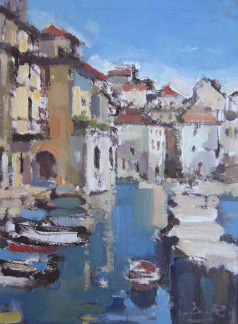 David Randal, The Small Harbour Italy