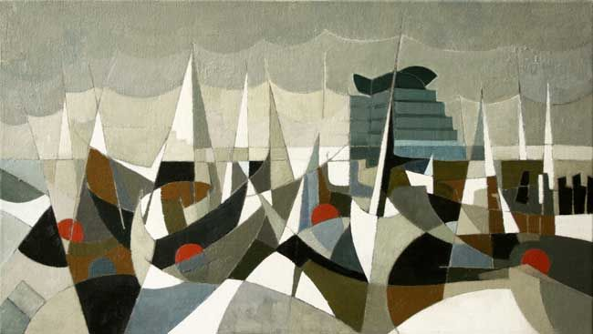 Sarah Richards, Boat Masts St. David's Hotel