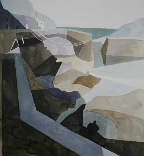 Sarah Richards, Porthgain Shadows